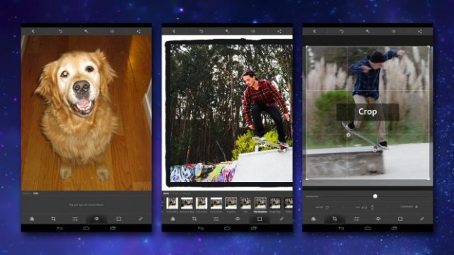 Adobe Photoshop Express: Best photo editing app for iPhone: Best photo editors for iphone