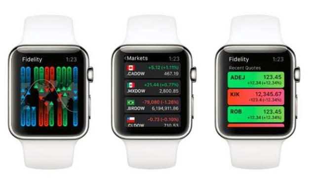 Best apple watch apps: Stocks