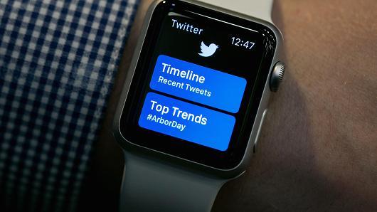 Best apple watch apps: Twitter