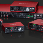 Focusrite Scarlett Solo: Best USB Audio Interface for Music Production: Best Audio Interface For Mac: Best Audio interface 2016: Best professional audio interface; Best Audio interface for Mac