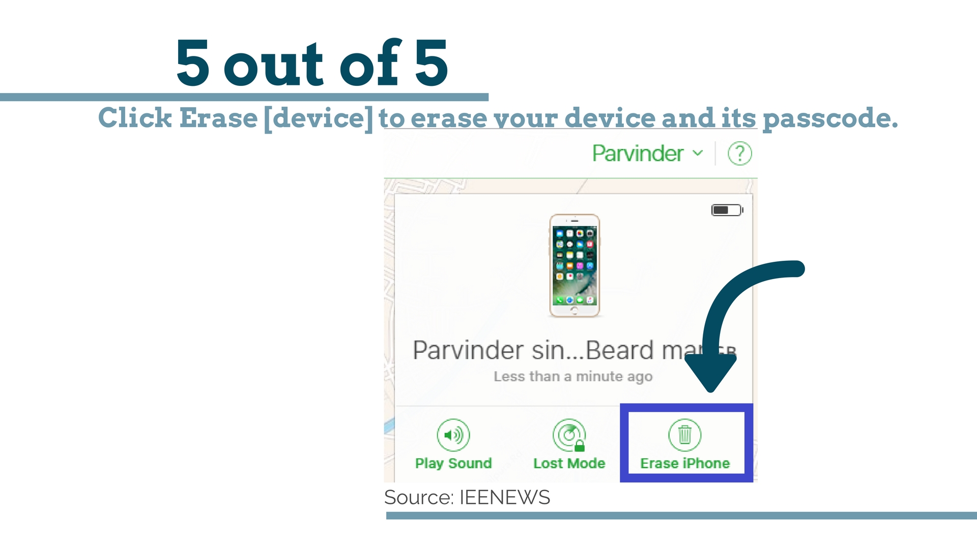 Step #6: Now You Can Either Restore From A Backup Or Set Up As Newif Your  Device Isn't Connected To A Wifi Or Cellularwork, You Can't Erase It