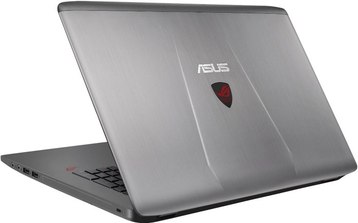 ASUS ROG GL752VW-DH71 Best laptop for music production and Gaming: laptops for music production 2016: laptops for Audio production 2016