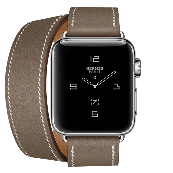 Hermes watch face: Espace 4