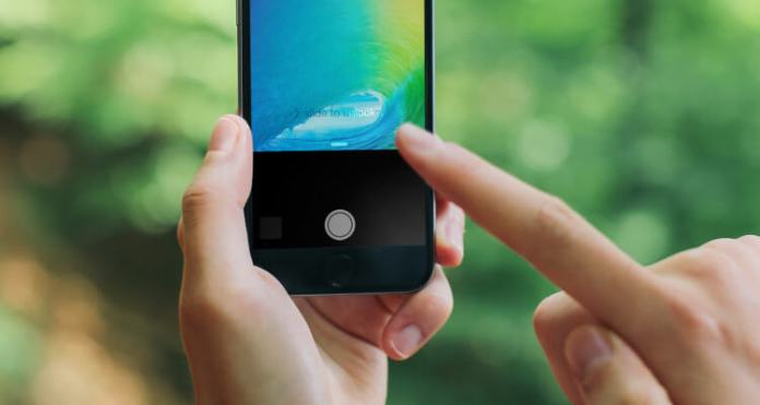 iPhone 6, iPhone 7: Turn off iphone flashlight