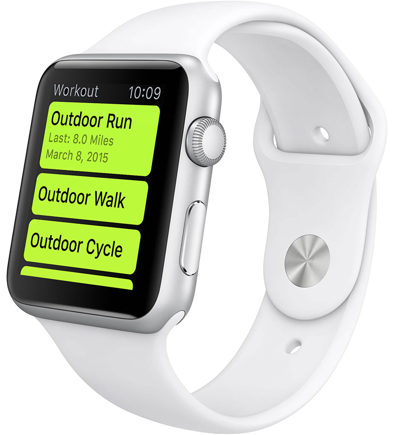 Walk or run: Apple watch not counting steps