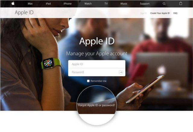 Forgot apple password: forgot apple id password on iphone: How to Reset Apple ID Password