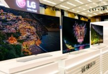 LG has launched a TV that repels mosquitoes
