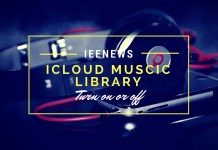 Turn iCloud Music Library on or off on iPhone, iPad, Mac or PC