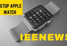 Sync apple watch: How to pair apple watch with iPhone: Set up Apple Watch