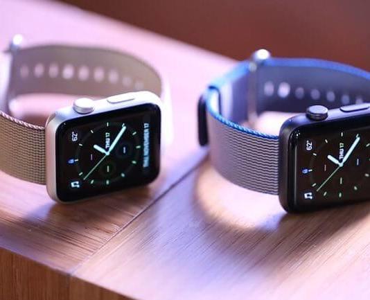 I Watch: Apple Watch Series 2: Apple Watch 2
