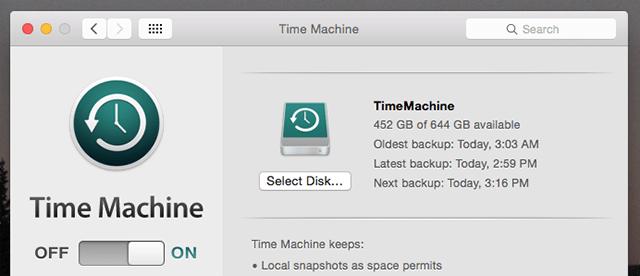 time-machine-nas-working