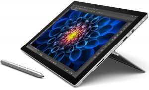 Microsoft Surface Pro 4 Tablet Laptop For Drawing: Best Laptop for Artists