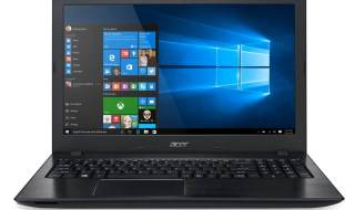 Acer Aspire E 15 E5-575-33BM i3 4GB DDR4 Laptop best laptop under 400, laptops under 400,