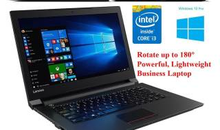 Lenovo Ideapad V310 Business Laptop i3-6100 Processor, 6GB RAM - Best laptop under 400