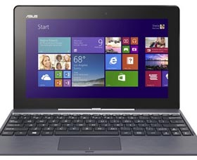 Best Laptop for College Students: Asus Transformer T100TA