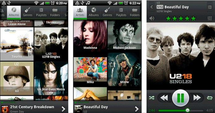 Player Pro best music app for android