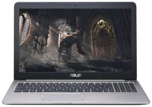 Best Laptop for Quicken 2017, ASUS K501UW-AB78 Gaming Laptop