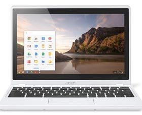 Best Laptop for College Students: Acer Chromebook C720P-2600