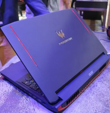 Acer Predator 17 Best Windows 10 gaming laptops
