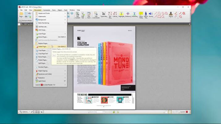 PDF-XChange Editor Alternatives to Nitro PDF Reader