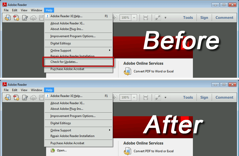 Adobe Reader XI Alternatives to Nitro PDF Reader