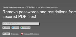 How to Print a Protected PDF , Ways to Unlock a Secure PDF File (1)