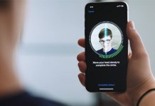 how to configure the Face ID on the new iPhone X