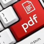 How to extract text from a PDF File or doccument