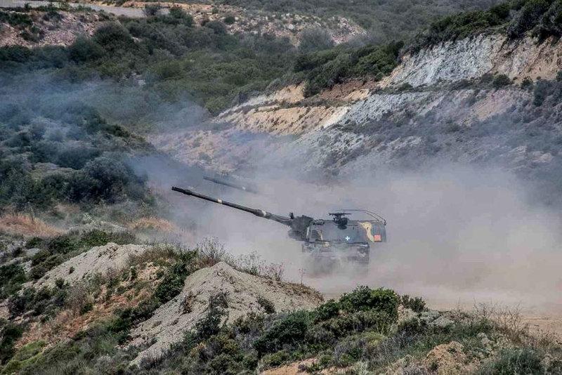 297959 iefimerida - Άσκηση της 1ης Στρατιάς - Δείτε εντυπωσιακές εικόνες.