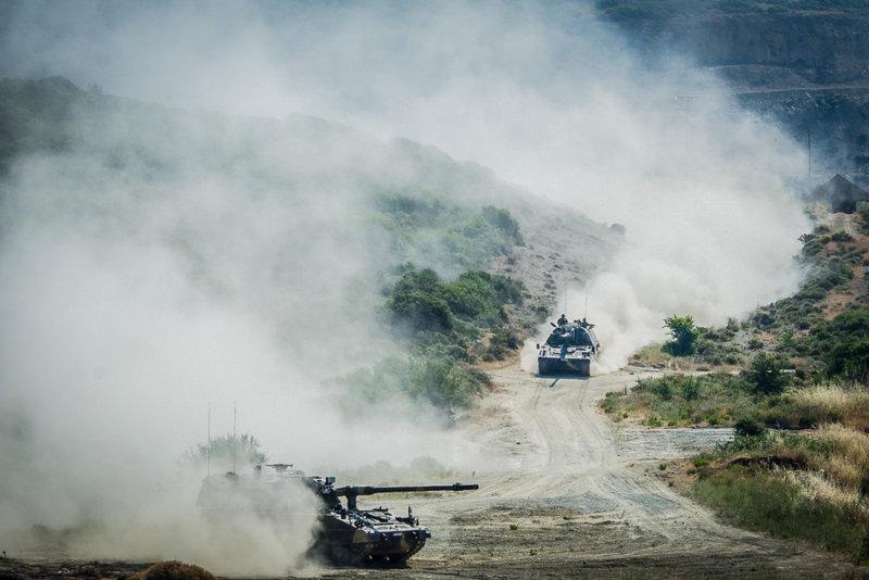297964 iefimerida - Άσκηση της 1ης Στρατιάς - Δείτε εντυπωσιακές εικόνες.