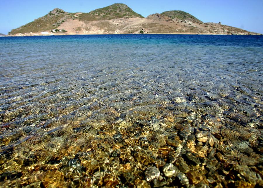"""Το άρθρο για την Πάτμο περιλαμβάνεται σε αφιέρωμα του CNN με όνομα """"Καλύτερες Παραλίες"""" / Φωτογραφία: ΑΠΕ-ΜΠΕ"""
