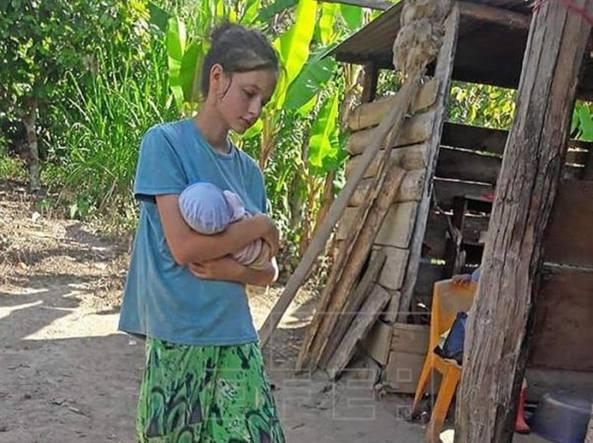 Η κοπέλα 1,5 χρόνο μετά από την εξάδφάνισή της στο Περού