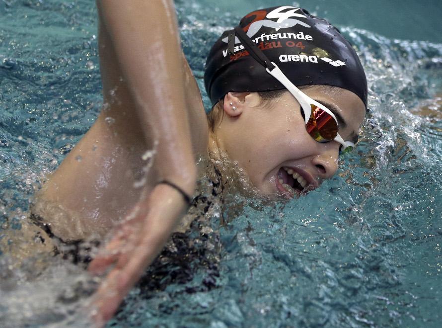 Η Σάρα Μαρτίνι συμμετείχε στους Ολυμπιακούς Αγώνες του Ρίο