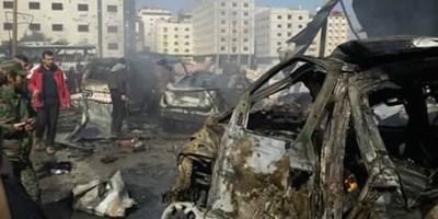 Μακελειο,Δαμασκο,Τριπλη,Βομβιστικη,Επιθεση,Τζαμιτον