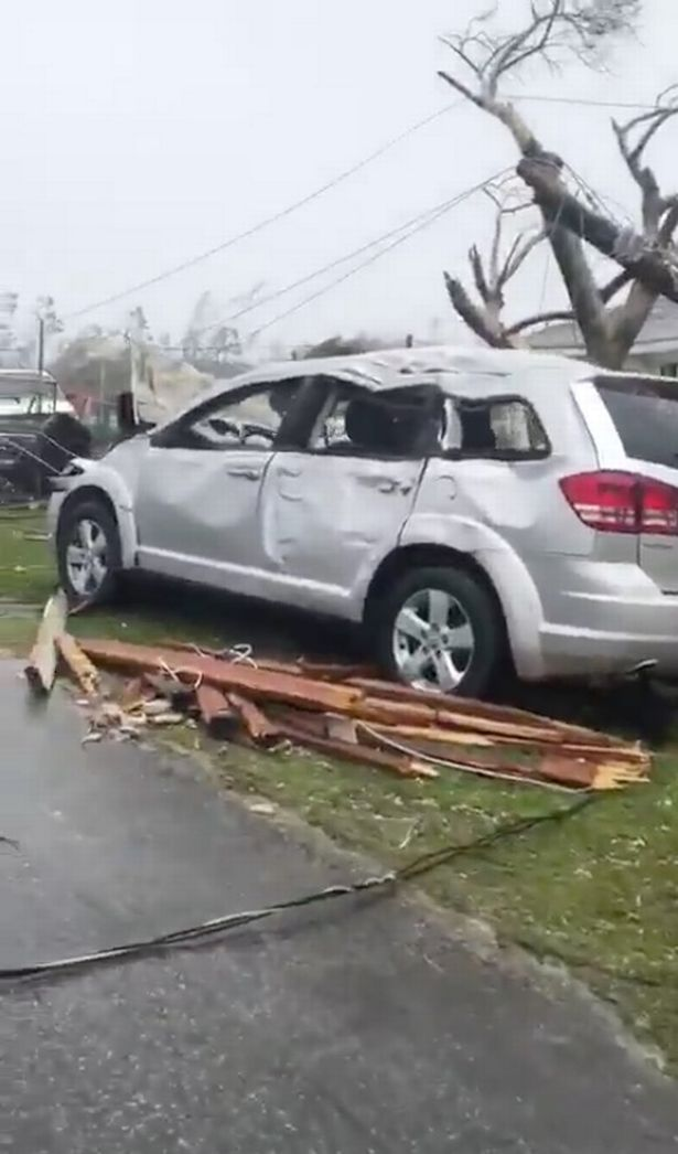 O Dorian προκάλεσε εκτεταμένες καταστροφές στις Mπαχάμες.