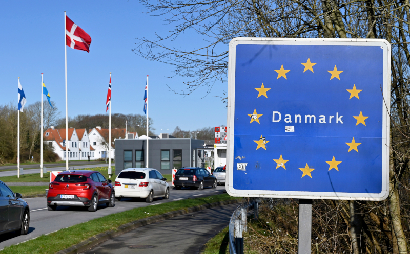 Η Δανία έκλεισε τα σύνορά της μέχρι νεωτέρας λόγω της πανδημίας του κορωνοϊού.