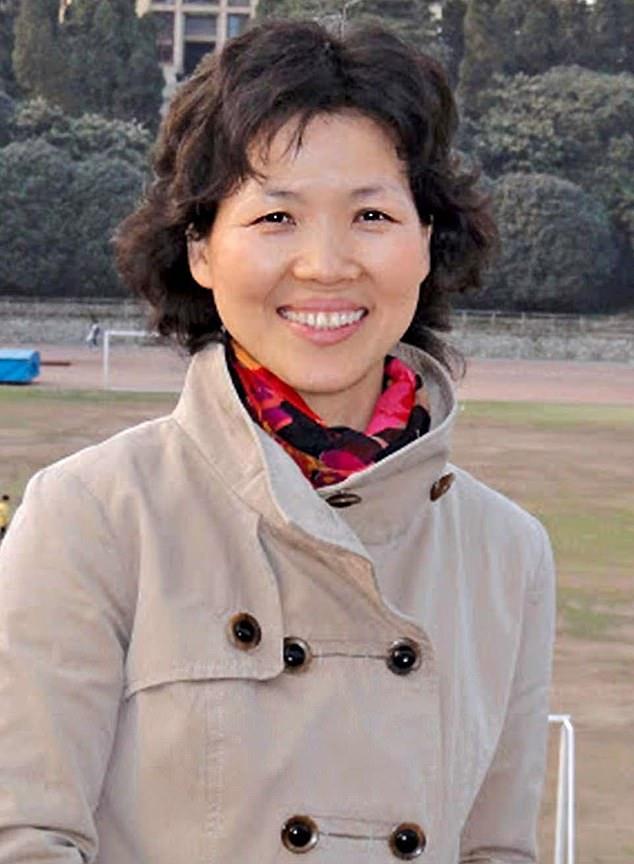 Η ιολόγος Σι Ζενγκλί