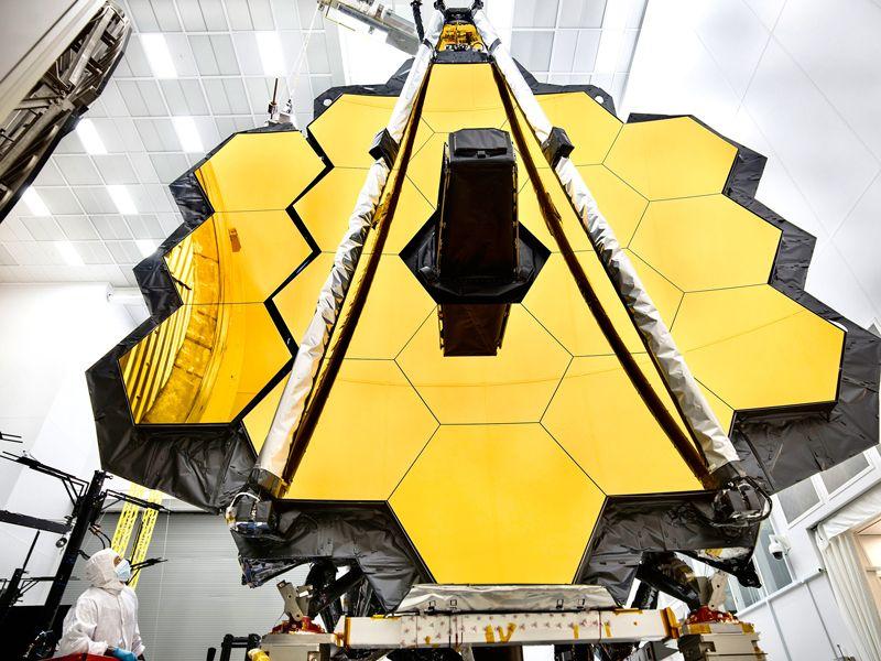 To νέο τηλεσκόπιο θα διαθέτει ένα μεγάλο κάτοπτρο διαμέτρου άνω των 6,5 μέτρων