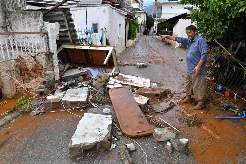 Αποτέλεσμα εικόνας για ζημιών που προκλήθηκαν στο Νομό Μεσσηνίας λόγω της θεομηνίας. ΟΙΚΟΣΚΕΥΕς ΤΡΙΦΥΛΙΑ