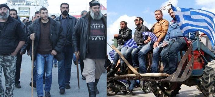 Κατά χιλιάδες οι αγρότες συνεχίζουν να έρχονται από όλη την Ελλάδα [εικόνες]