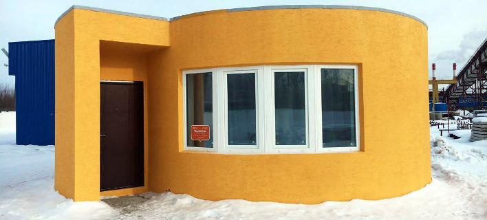 Εκτύπωσαν και συναρμολόγησαν το πρώτο τρισδιάστατο σπίτι 10.134 δολαρίων [εικόνες]