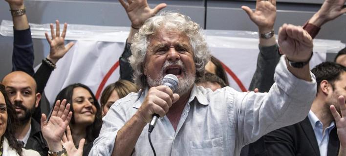 Φωτογραφία: ANGELO CARCONI/EPA/ΑΠΕ