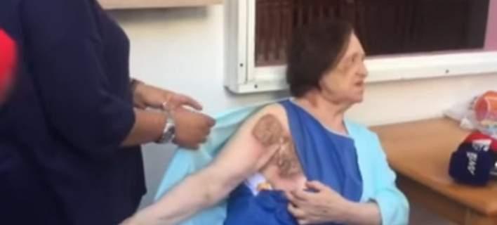 Οι ληστές που έκαψαν με το σίδερο την 85χρονη είχαν αποφυλακιστεί με το νόμο Παρασκευόπουλου