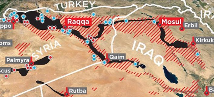 Το σχέδιο των τριών σημείων για να συντρίψει η Δύση το ISIS - Βρετανός στρατιωτικός το περιγράφει