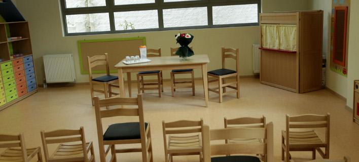 95 εκατ. ευρώ για τον εκσυγχρονισμό των παιδικών σταθμών (Φωτογραφία: EUROKINISSI/ ΧΡΗΣΤΟΣ ΜΠΟΝΗΣ)