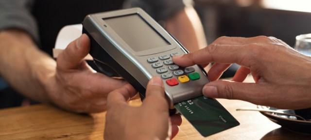 Το pin της πιστωτικής κάρτας, Φωτογραφία: Shutterstock/By Rido