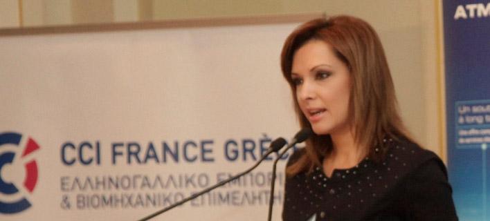 Το μήνυμα της Μαρίας Σαράφογλου για τη μετακίνησή της στον ΑΝΤ1 [εικόνα]