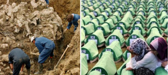 Οργή για το εμετικό πανό στο «Καραϊσκάκης» -Τι είχε γίνει στη Σρεμπρένιτσα το 1995