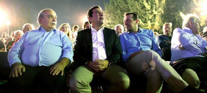 Τσίπρας από το σκοπευτήριο Καισαριανής: Οι αγωνιστές δεν μετακινούνται ποτέ από τις θέσεις τους [εικόνες]