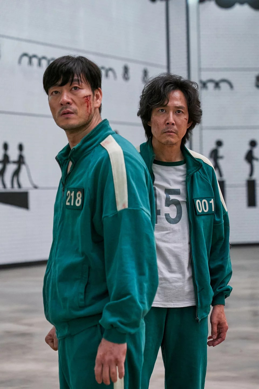 Δύο εκ των πρωταγωνιστών της σειράς
